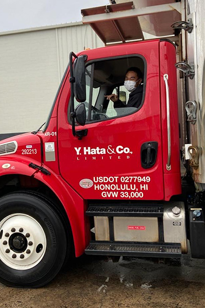 Y Hata Truck Driver