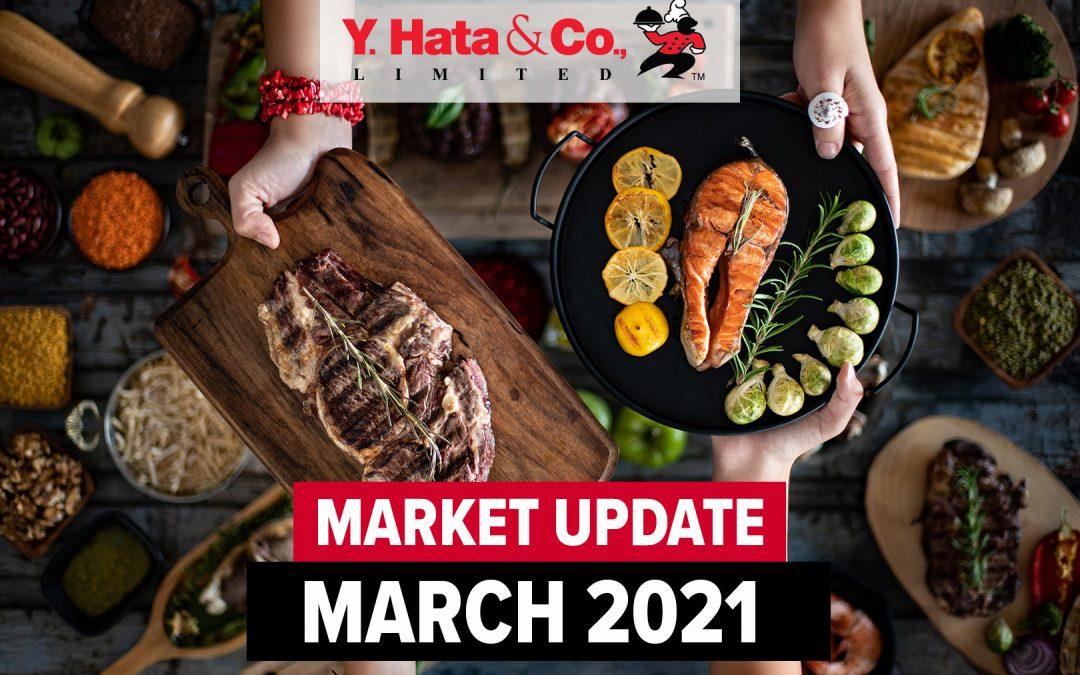 Market Updates March 2021