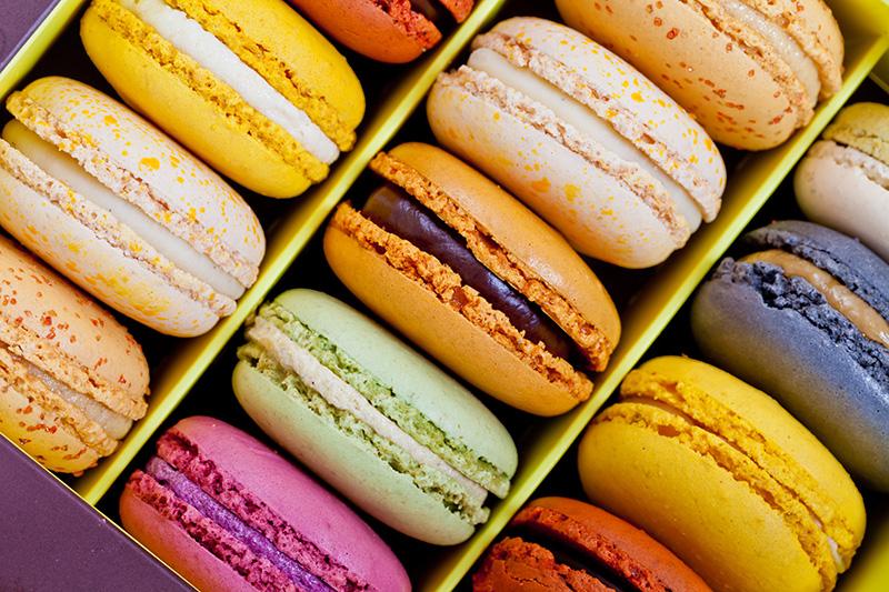 Patisserie & Confections