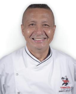 Chef Ernesto Limcaco