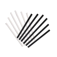 Compostable Or Paper Staws & Stirrers