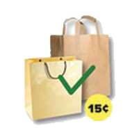Reusable Paper Bags