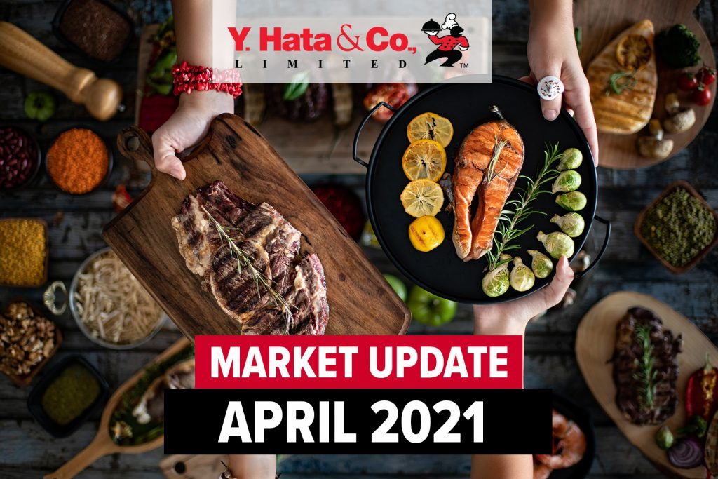 Market Updates April 2021