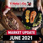 Market Update For June 2021
