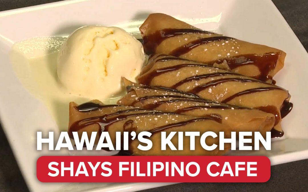 Shay's Filipino Cafe