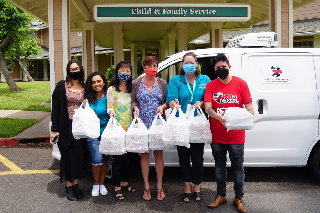 Hata Cares Meals Child and Family Services