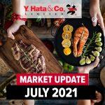 Market Update For July 2021