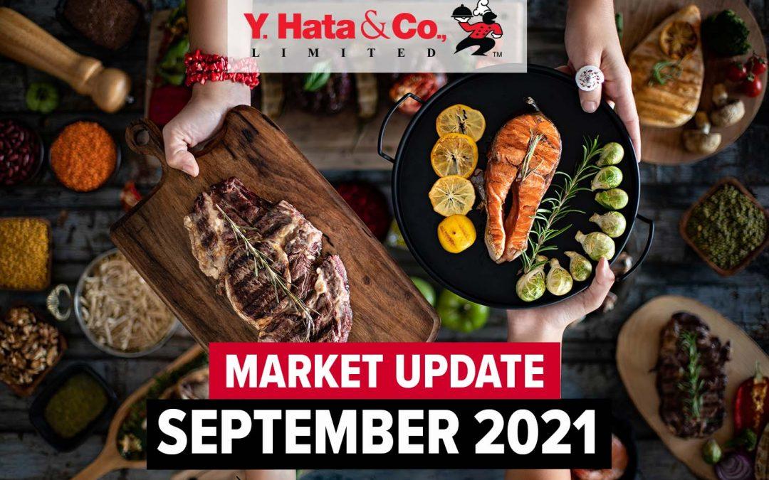 September 2021 Market Update