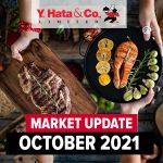 October 2021 Market Update